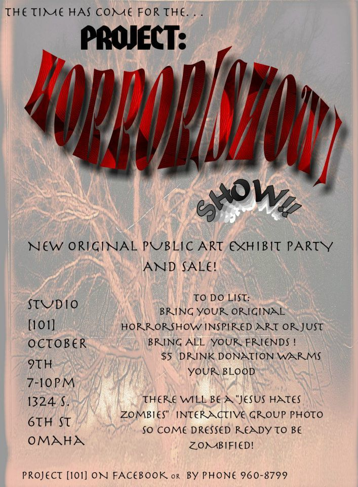 Project : HORROR[SHOW] Show!