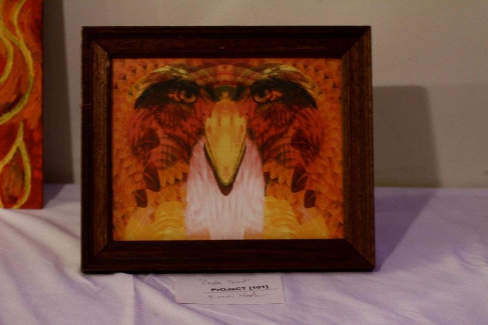 Eagle Spirit ~ Eric Hahn