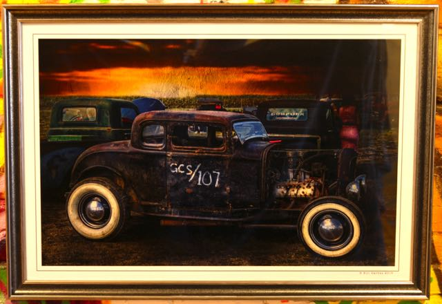 Rusty Relics| Bill Garbez | Photography | 2x3