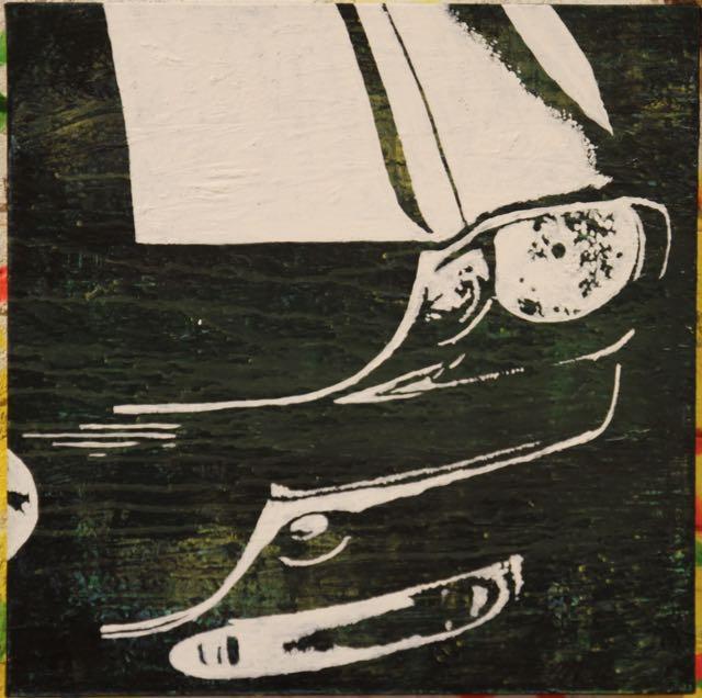 Horsepower | Michael Pysh | Acrylic | 20x20 | 349