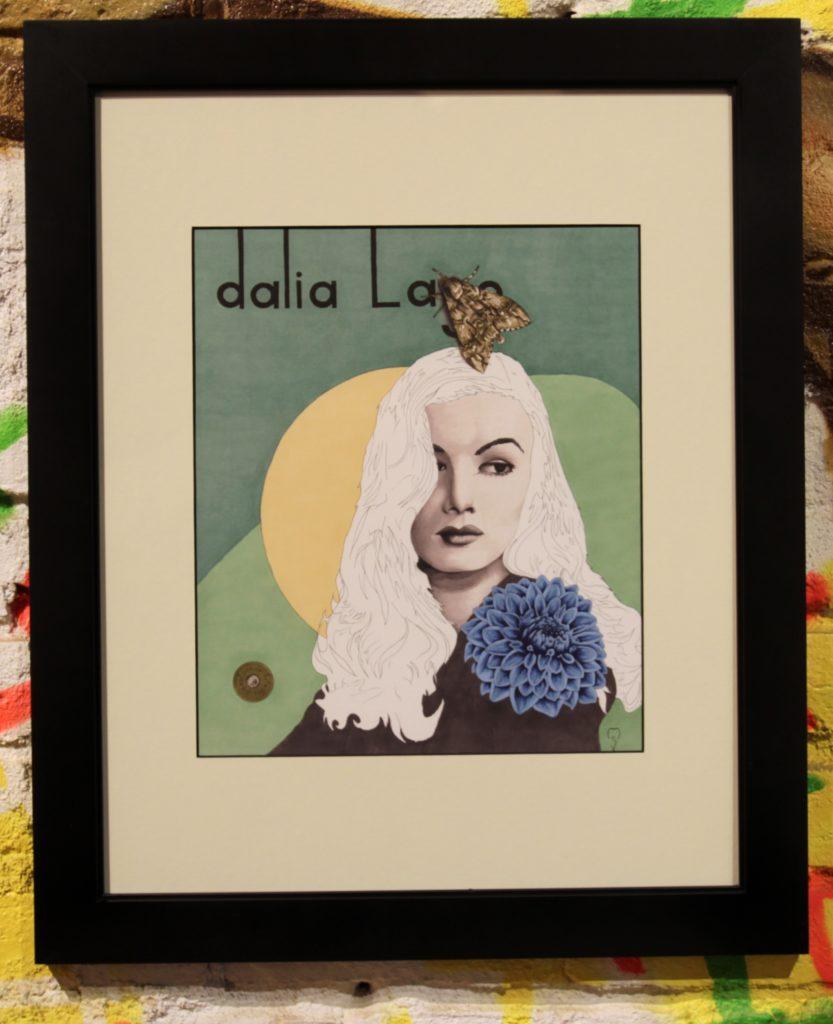 dalia Lago | Michael Shukis Marker | 15x17 | $125